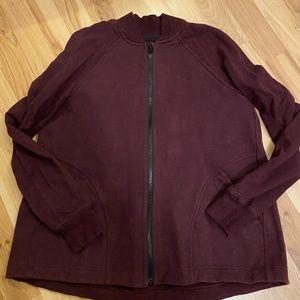 LULU bomber jacket 8